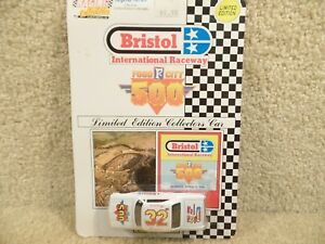 New 1991 Action 1:64 Scale Diecast NASCAR Larry Caudill Bristol Food City 500