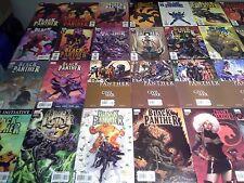 Black Panter 1-41 Annual 1 NM/M NM 9.8 9.4 High Grade Complete Series 2005