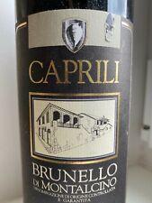 1990 Caprili Brunello di Montalcino Riserva DOCG, Italia