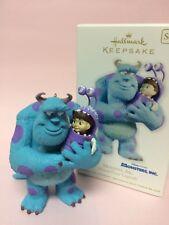 Hallmark 2012 Monsters Inc Disney/Pixar Sulley Boo 2nd in Collector Series Mib