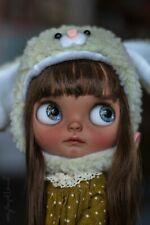 "Ooak - Custom Heather Sky Blythe ""Carmina"" Art Doll by Mayra Galland"