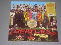 BEATLES Sgt. Peppers (Anniversary/New Stereo Mix) LP gatefold New Sealed Vinyl
