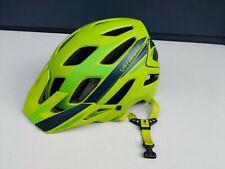 Specialized Ambush Helmet Green Great Condition Medium