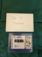 2019-20 Contenders Draft Mattise Thybulle SP RC Auto + Crusade RC