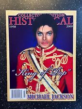 Michael Jackson - Collectors Edition Historical Magazine  - Magazine Collection