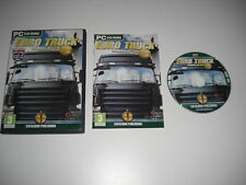 Euro Truck Simulator-Gold Edition PC CD ROM-Rapide Post