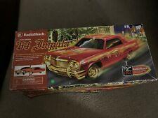 Radio Shack RC 1964 Impala Lowrider-3 Wheeled motion version in box