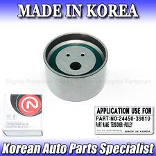 KP Timing Belt Tensioner Pulley Fit 01-06 Hyundai Santa Fe Sedona 24450-39810