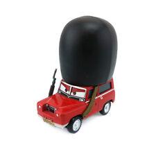New Mattel Disney Pixar Cars 2 Sgt Highgear Buckingham Palace Guard Diecast Toy