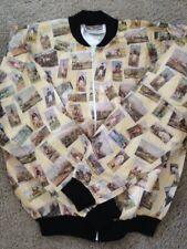 Vintage Equestrian / Horse / Jockey Tyvek Jacket - Unisex