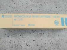 Genuine Ricoh Type 245 888315 High Capacity CYAN Toner Cartridge SPC 410 420 DN