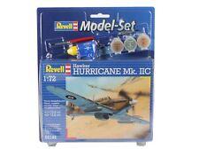 Revell - Hawker Ouragan Mk.II 1:72 Set Modèle - 64144