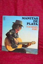 Manitas De Plata Et Ses Guitares Gitanes vinyl lp