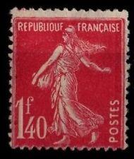 SEMEUSE CAMÉE 1f40, Neuf * *= Cote 50 € / Lot Timbre France 196