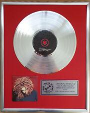 """Janet Jackson The Velvet CD/Cover gerahmt +12""""Deko goldene Vinyl Schallplatte"""