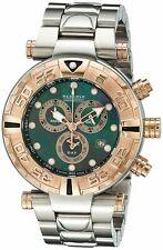 New Invicta Men's 18819 Subaqua SWISS MADE Chronograph MOP Dial Bracelet Watch