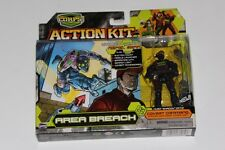 "The Corps Action Kit Area Breach Hugo ""Shadow"" Ortiz Action Figure"