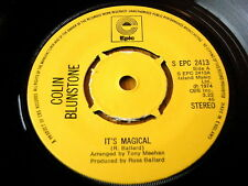 "COLIN BLUNSTONE - IT'S MAGICAL  7"" VINYL"