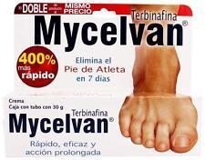 MYCELVAN 400% FASTER-ATHLETES FEET TREATMENT***TRATAMIENTO PIE DE ATLETA-30g