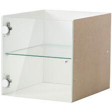 IKEA KALLAX Einsatz Vitrinentüreinsatz Glaseinsatz 33x33 Expedit Kallax Regal