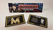 Monopoly Empire Edition Replacement Spare Parts - 14 Empire Cards. (17)