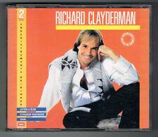 RICHARD CLAYDERMAN - LES GRANDS SUCCÈS - COFFRET 2 CDs - TRÈS BON ÉTAT
