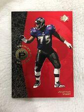 JONATHAN OGDEN ROOKIE 1996 SP BALTIMORE RAVENS RC FOOTBALL CARD