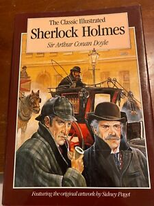 Classics Illustrated Sherlock Holmes : Thirty Seven Short Stories Plus a...