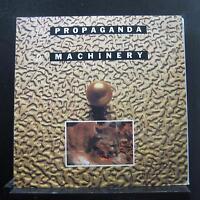 "Propaganda - p: Machinery B 12"" 45 RPM VG+ 12 XZTAS 12 Spain 1985 Vinyl Record"