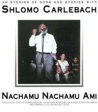 Nachamu Nachamu Ami - Rabbi Shlomo Carlebach (CD Used Like New) 2 CD