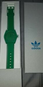 Adidas Men's Process Silicone Watch (Green Sp1 Z10 2905-00) BRAND NEW