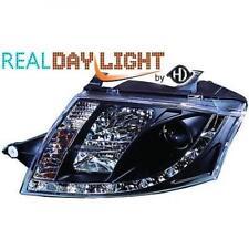 Audi Black LED Headlights