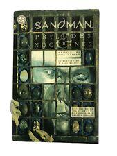 Sandman - Preludes and Nocturnes Tpb - Neil Gaiman - Vf-Nm 1st