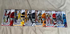 Power Rangers Lightning Collection Lot Of 6 Figures (Brand New)