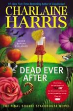 Dead Ever After (Wheeler Large Print Book Series)-ExLibrary