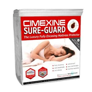 Bed Bug Proof Mattress Encasement From Cimexine SureGuard