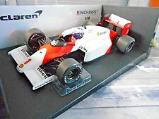 F1 McLAREN Porsche MP4/2C MP4 C Tag 1986 #1 Prost + Decals Marlb Minichamps 1:18
