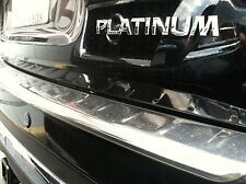 "NEW OEM NISSAN ""PLATINUM"" EMBLEM - AS SEEN ON THE 2013-2015 PATHFINDER"