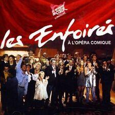 Les Enfoires Enfoires a LOpera Comique CD