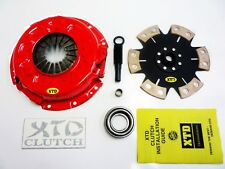 XTD® STAGE 4 CLUTCH KIT FIT FOR 1990-1996 NISSAN 300ZX NON TURBO 3.0L V6