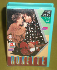 Roxette The Very Best Of made in UAE Cassette 22 tracks