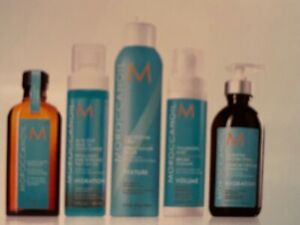 Moroccaoil Style Essentials kit (5 items)