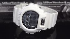 Casio G-Shock DW6900MR-7 Classic White Resin Strap Men's Watch - GREAT GIFT