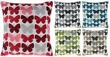 Embroidered Floral & Garden Square Decorative Cushions