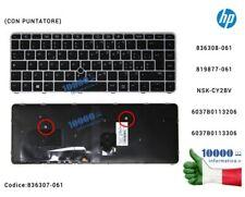 Tastiera Italiana HP EliteBook 840 G3 840 G4 850 G3 (Frame GRIGIO scuro) (CON PU