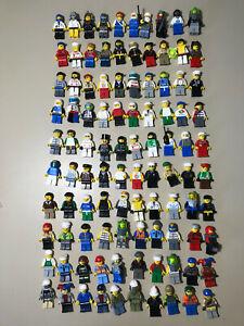Lego Minifigures Lot of 100