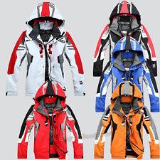 Men's Winter Coat Jacket Waterproof Sports Ski Suit snowboard Clothing Snowsuit