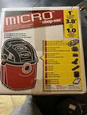 Shop-Vac 202-10-00 Micro - Black/Red - Wet/Dry Cleaner