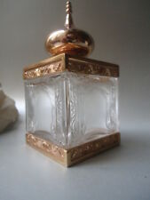AMOUAGE EMPTY Mosque Bottle Vintage 1980s Rose Gold Plated Not Quite A1 Stunning