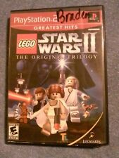 LEGO Star Wars II: The Original Trilogy - Playstation 2 Game Lucasarts E